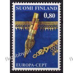 Finlandia 1976 Mi 787 ** Europa Cept Folklor Pozostałe