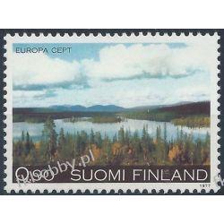 Finlandia 1977 Mi 808 ** Europa Cept Natura