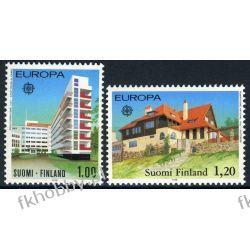 Finlandia 1978 Mi 825-26 ** Europa Cept Architektura Polonica
