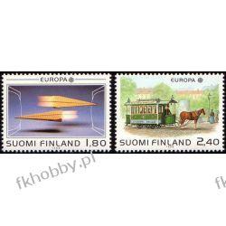 Finlandia 1988 Mi 1051-52 ** Europa Cept Transport Koń Pozostałe
