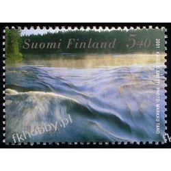 Finlandia 2001 Mi 1566 ** Europa Cept Natura Woda