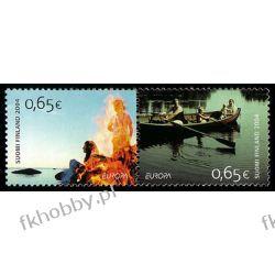 Finlandia 2004 Mi 1706-07 ** Europa Cept Natura Ferie