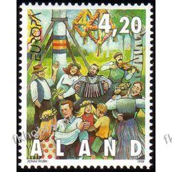 Finlandia Aland 1998 Mi 140 ** Europa Cept Muzyka Taniec