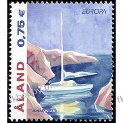 Finlandia Aland 2004 Mi 235 ** Europa Cept Morze