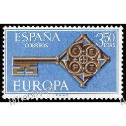 Hiszpania 1968 Mi 1755 ** Europa Cept Polonica