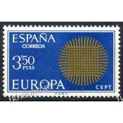 Hiszpania 1970 Mi 1860 ** Europa Cept Pozostałe