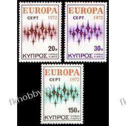 Cypr Gr 1972 Mi 374-76 ** Europa Cept Pozostałe