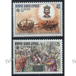 Cypr Gr 1982 Mi 566-67 ** Europa Cept Religia Ssaki
