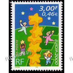 Francja 2000 Mi 3468 ** Europa Cept Dzieci Kolekcje