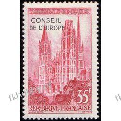 Francja 1958 Mi di 1 ** Europa Cept Europarat Owady