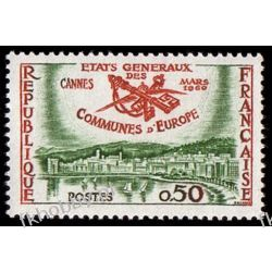 Francja 1960 Mi 1292 ** Cept Europa Cannes Kolekcje