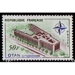 Francja 1959 Mi 1272 ** Cept Europa NATO Kolekcje