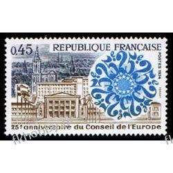 Francja 1974 Mi 1872 ** Cept Europa Europarat Kolekcje