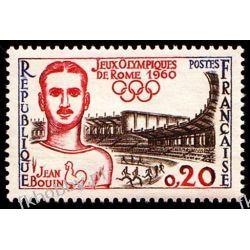 Francja 1960 Mi 1317 ** Olimpiada Sport Sport