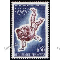 Francja 1964 Mi 1486 ** Sport Olimpiada Tokio