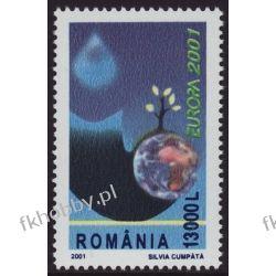 Rumunia 2001 Mi 5573 ** Europa Cept Woda Natura Pozostałe