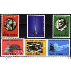 Rumunia 1975 Mi 3267-72 ** Europa Cept Zabytki Pozostałe
