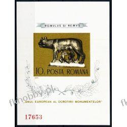 Rumunia 1975 Mi BL 122 ** Europa Cept Mitologia Wilk Pozostałe