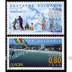 Bułgaria 2004 Mi 4649-50 ** Europa Cept Natura Góry