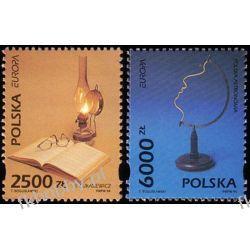 Polska 1994 Mi 3486-87 ** Europa Cept Kopernik