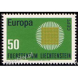 Liechtenstein 1970 Mi 525 ** Europa Cept  Ptaki