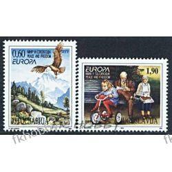 Jugosławia 1995 Mi 2712-13 ** Europa Cept Ptaki Dzieci Pozostałe