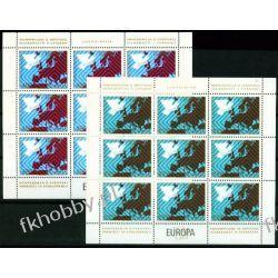 Jugosławia 1977 Mi ark 1692-93 ** Europa Cept Gołąb Ptaki