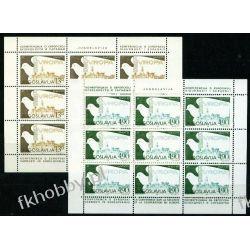 Jugosławia 1980 Mi ark 1857-58 ** Europa Cept Gołąb KSZE Ptaki