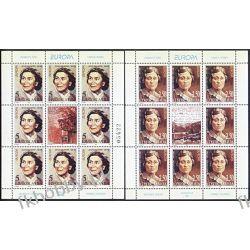 Jugosławia 1996 Mi ark 2777-78 ** Europa Cept Kobiety Polonica