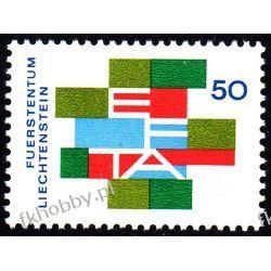 Liechtenstein 1967 Mi 481 ** Europa Cept EFTA Liechtenstein