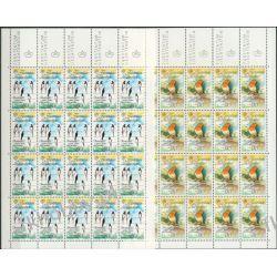 Liechtenstein 1986 Mi ark 893-94 ** Europa Cept Ptaki Ptaki