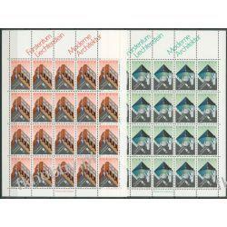 Liechtenstein 1987 Mi ark 916-17 ** Europa Cept Architektura Sport