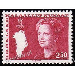 Grenlandia 1983 Mi 141 ** Czesław Słania Królowa Ssaki