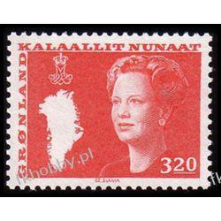 Grenlandia 1989 Mi 189 ** Czesław Słania Królowa Pozostałe
