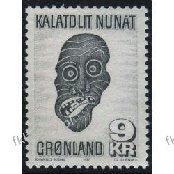 Grenlandia 1977 Mi 103 ** Czesław Słania Folklor Sport