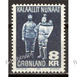 Grenlandia 1980 Mi 119 ** Czesław Słania Folklor Pozostałe