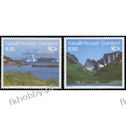 Grenlandia 1995 Mi 260-61 ** Europa Cept NORDEN Flora