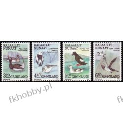 Grenlandia 1989 Mi 191-94 ** Ptaki Ptaki