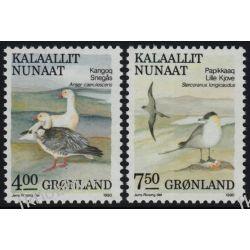 Grenlandia 1990 Mi 199-00 ** Ptaki Ptaki