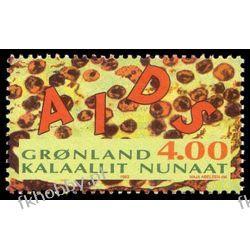 Grenlandia 1993 Mi 238 ** Aids Pozostałe