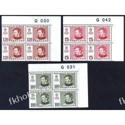 Grenlandia 1978 Mi 106-08 x4 ** Czesław Słania a Polonica