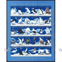 Grenlandia 1981 ark ** Boże Narodzenie Zwierzta Ptaki San Marino