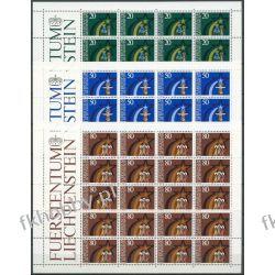 Liechtenstein 1983 Mi ark 831-33 ** Boże Narodzenie Pozostałe