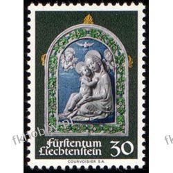 Liechtenstein 1971 Mi 555 ** Boże Narodzenie Pozostałe