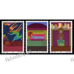 Liechtenstein 1980 Mi 761-63 ** Boże Narodzenie