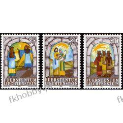 Liechtenstein 1984 Mi 861-63 ** Boże Narodzenie Pozostałe