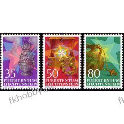 Liechtenstein 1985 Mi 884-86 ** Boże Narodzenie Pozostałe
