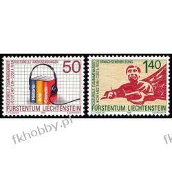 Liechtenstein 1988 Mi 945-46 ** Europa Cept Ptaki