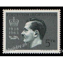 Liechtenstein 1963 Mi 427 ** Rodzina Książęca Flora