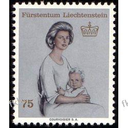 Liechtenstein 1965 Mi 459 ** Rodzina Książęca Pozostałe